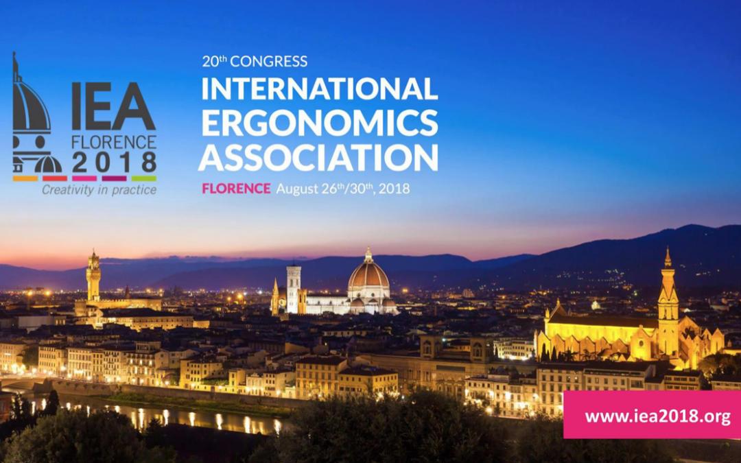 Formaviva presenta PARC al Congresso Internazionale di Ergonomia