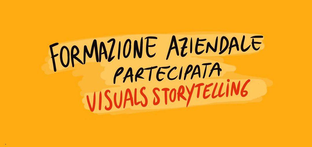 NUOVO PERCORSO FORMATIVO: IL VISUAL STORYTELLING
