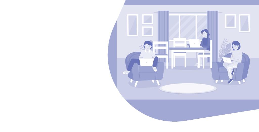 Lavoro da casa: competenze e benessere